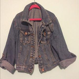 Jackets & Blazers - Jean jacket woman / junior